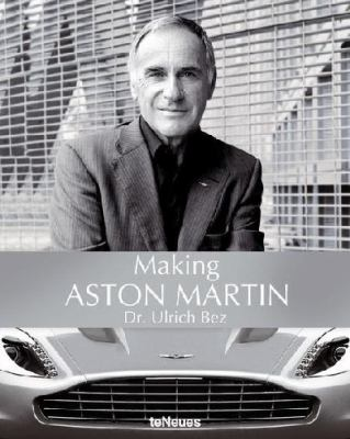 Making Aston Martin 9783832795429