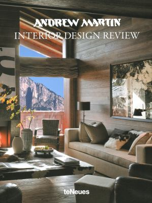 Andrew Martin Interior Design Review, Volume 15 9783832795979