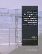 Aktuelle Fragen Bei Der Vergabe Und Abwicklung Von Dienstleistungs- Und Bauauftr Gen Im Ffentlichen Auftragswesen 9783833438172