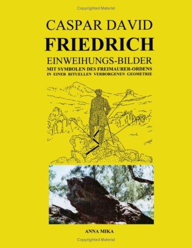 Caspar David Friedrich Einweihungsbilder 9783833467356