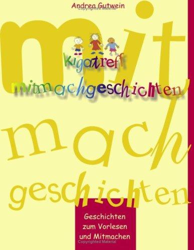 Kigatreff-Mitmachgeschichten 9783833497346