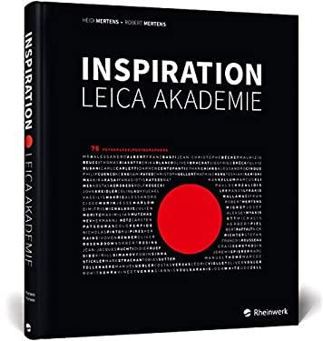 Inspiration Leica Akademie (English and German Edition)