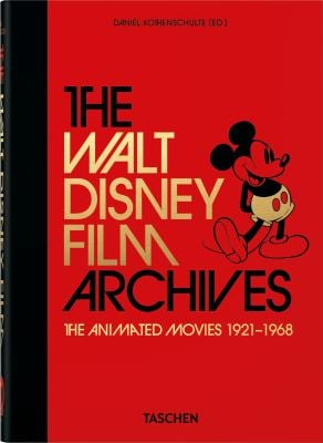 The Walt Disney Film Archives. The Animated Movies 19211968. 40th Anniversary Edition (Multilingual Edition)