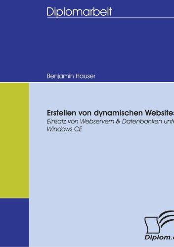 Erstellen Von Dynamischen Websites 9783836653091