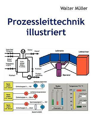 Prozessleittechnik Illustriert 9783837014150