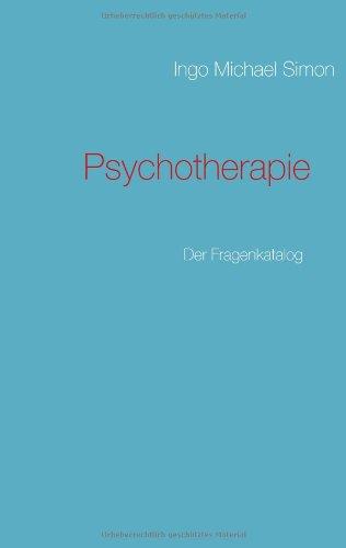 Psychotherapie 9783837053968