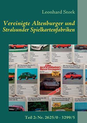 Vereinigte Altenburger Und Stralsunder Spielkartenfabriken 9783837060997