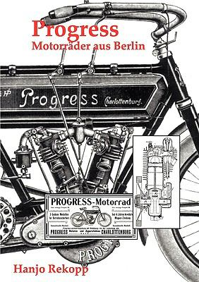 Progress Motorrder Aus Berlin 9783837086942