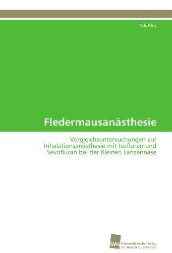 Fledermausan Sthesie 9783838127514