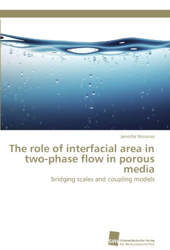 The Role of Interfacial Area in Two-Phase Flow in Porous Media 9783838127781
