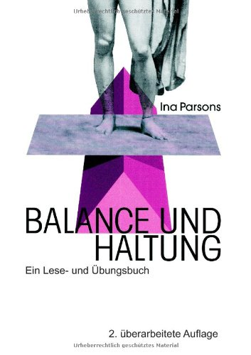 Balance Und Haltung 9783839195000