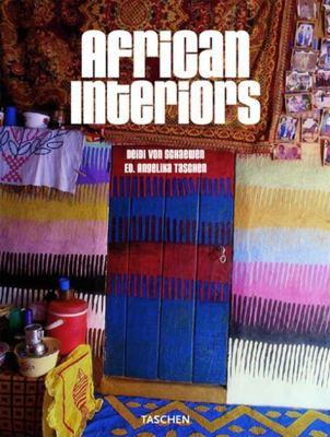 African Interiors 9783836508704