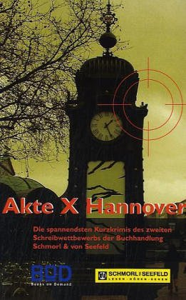 Akte X Hannover 9783833440526