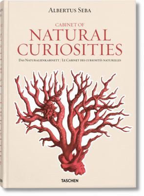 Albertus Seba: Cabinet of Natural Curiosities 9783836515832