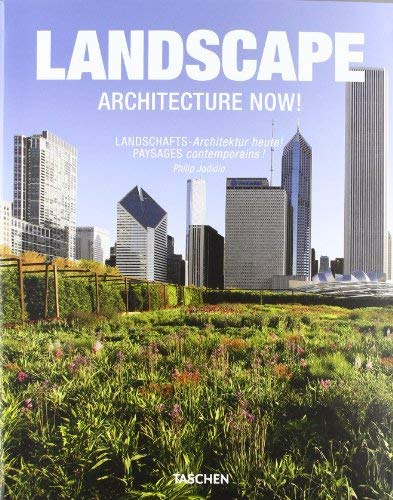 Architecture Now!: Landscape 9783836536769