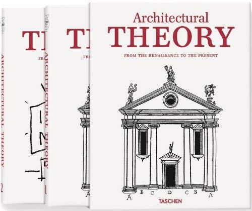 Architecture Theory, 2 Vol. 9783836531986
