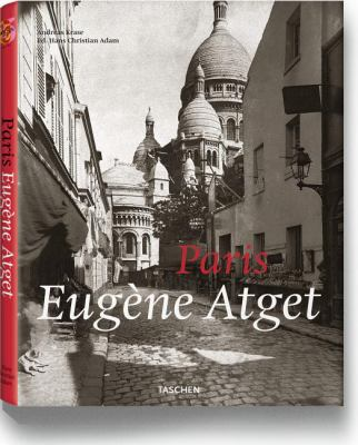 Atget, Paris 9783836504713