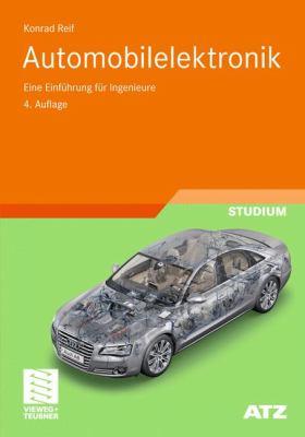 Automobilelektronik: Eine Einf Hrung F R Ingenieure 9783834814982