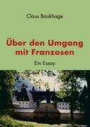 Uber Den Umgang Mit Franzosen 9783833432996