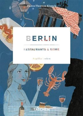 Berlin: Restaurants & More [With Postcard] 9783836500395