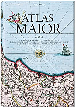 Atlas Maior of 1665 9783836524117