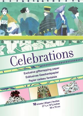 Celebrations Gift Wrap 9783833157653