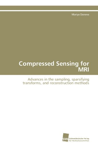 Compressed Sensing for MRI 9783838111018