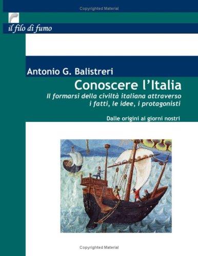 Conoscere L'Italia 9783833446054