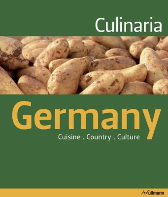 Culinaria Germany: Cuisine Country Culture 9783833151286