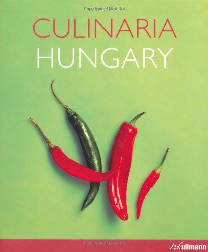 Culinaria Hungary 9783833149962
