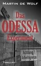 Das Odessa-Experiment 19013347