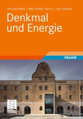 Denkmal Und Energie 9783834816191