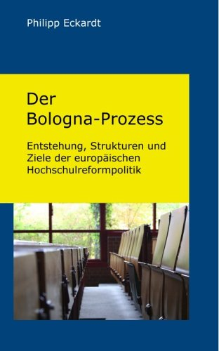 Der Bologna-Prozess 9783833440311