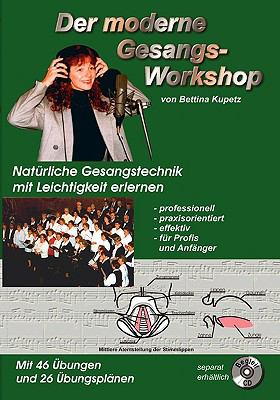 Der Moderne Gesangs-Workshop 9783839142110