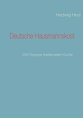 Deutsche Hausmannskost 9783837060003