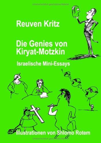 Die Genies Von Kiryat Motzkin 9783833485732