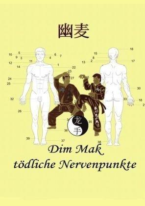 Dim Mak Tdliche Nervenpunkte 9783839125205