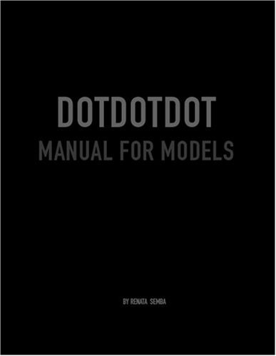 Dot Dot Dot Manual for Models 9783833447372