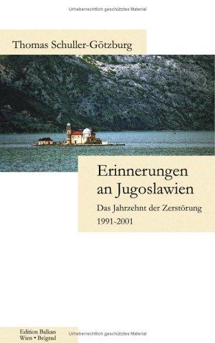 Erinnerungen an Jugoslawien 9783831140978