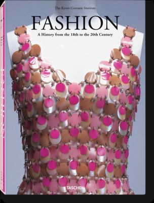 Fashion History: The Kyoto Costume Institute 9783836536042