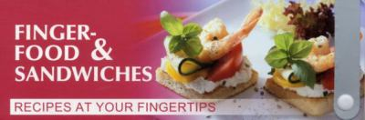 Fingerfood & Sandwiches: Recipes at Your Fingertips 9783833162046
