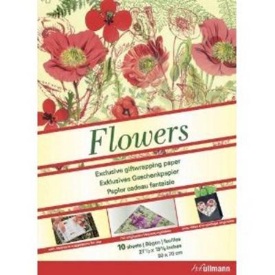 Flowers Giftwrap 9783833158568