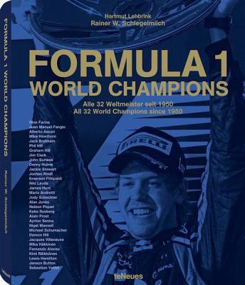 Formula 1: World Champions 9783832796129