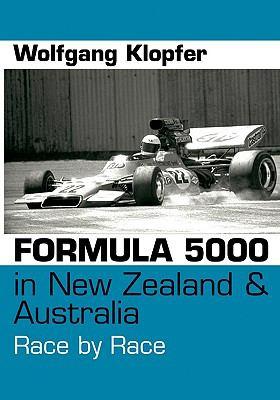 Formula 5000 in New Zealand & Australia 9783833431012