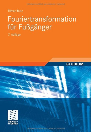 Fouriertransformation F R Fu G Nger 9783834809469