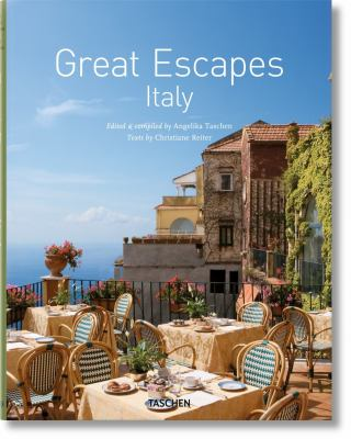 Great Escapes: Italy 9783836515818
