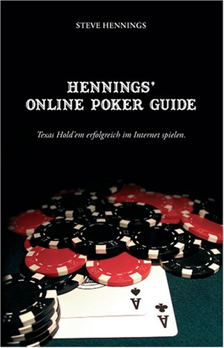 Hennings' Online Poker Guide 9783833449635