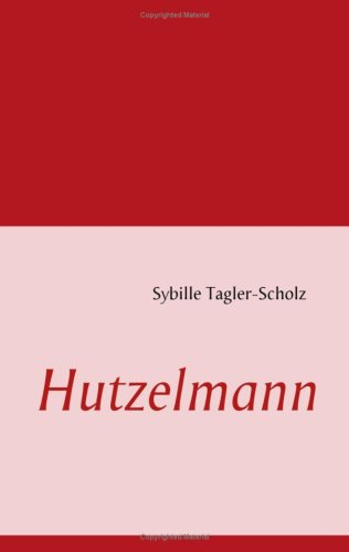 Hutzelmann 9783837058611