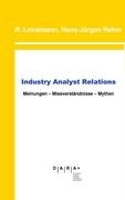 Industry Analyst Relations 9783833477140