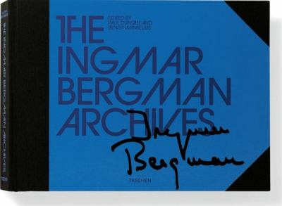 Ingmar Bergman Archives [With DVD] 9783836500234